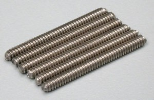 Sullivan 4-40 Threaded Studs / Couplers - Product Image