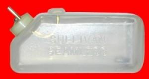 Sullivan 6 Ounce Slanted Glow Flex Tank - Product Image