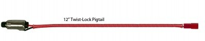 SwitchGlo Twist Lock Pigtail - Product Image
