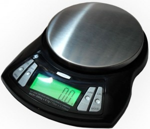 US Balance 2000g x 0.1g Orbit Table Top Scale - Product Image