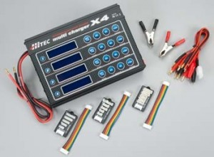 Hitec X4 Charger - Product Image