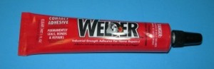 Welder Glue - Product Image