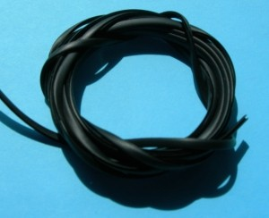 Window Sealing Strip H Type 2.5x0.5mm By MP Jet - Product Image