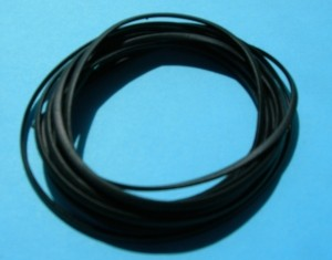 Window Sealing Strip H Type 3.5x.075mm By MP Jet - Product Image