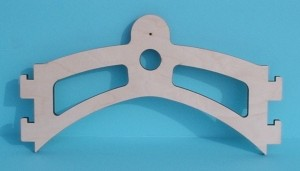 "Z-Rack-N-Stack  12"" Header - Product Image"