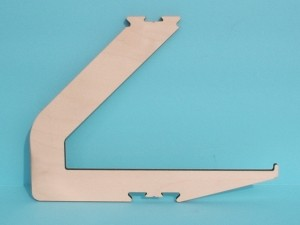 """Z-Rack-N-Stack  12""""x 10"""" Accessory Arms Set - Product Image"""