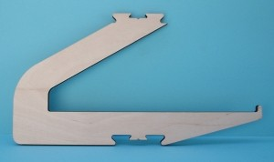 """Z-Rack-N-Stack  12""""x 7"""" Accessory Arms Set - Product Image"""