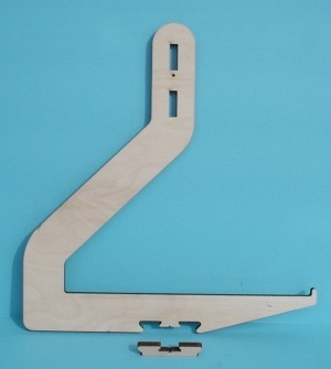 """Z-Rack-N-Stack  12""""x11"""" First Arms Set - Product Image"""
