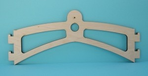 "Z-Rack-N-Stack  16"" Header - Product Image"