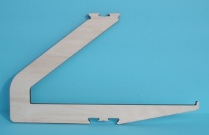 """Z-Rack-N-Stack  16""""x 10"""" Accessory Arms Set - Product Image"""