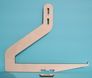 """Z-Rack-N-Stack  16""""x11"""" First Arms Set - Product Image"""